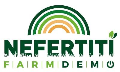 FARMDEMO Nefertiti logo